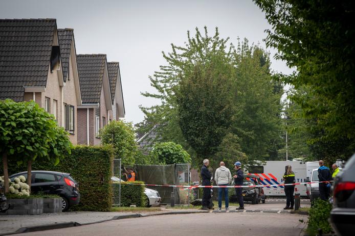 De politie kreeg zeven tips binnen over de brand waarbij op 14 juli de 22-jarige Cézary om het leven kwam.