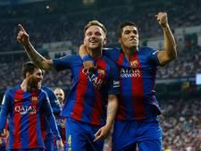 Messi schiet Barcelona naar de zege in Madrid