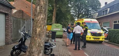 Scooterrijdster gewond na aanrijding in Goirle