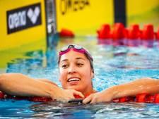 Nederlandse estafettezwemsters worden vierde op 4x100 meter