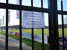 Jubileumfeesten Oirschotse voetbalclubs jaar verschoven