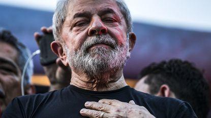Veroordeelde Braziliaanse ex-president Lula mag land niet verlaten