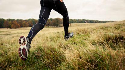 Kankeronderzoeker Johan loopt 100 km per dag: hoe (on)gezond is het?