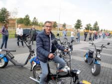 Na 50 jaar neemt techneut Ben (66) op Tomos afscheid van Almeloos bedrijf IMS