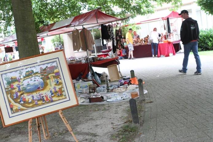 De Luikse Markt in Veldhoven