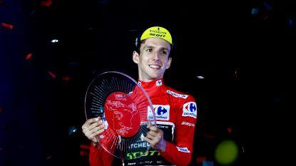 Simon Yates stoot Peter Sagan van troon in WorldTour-ranking