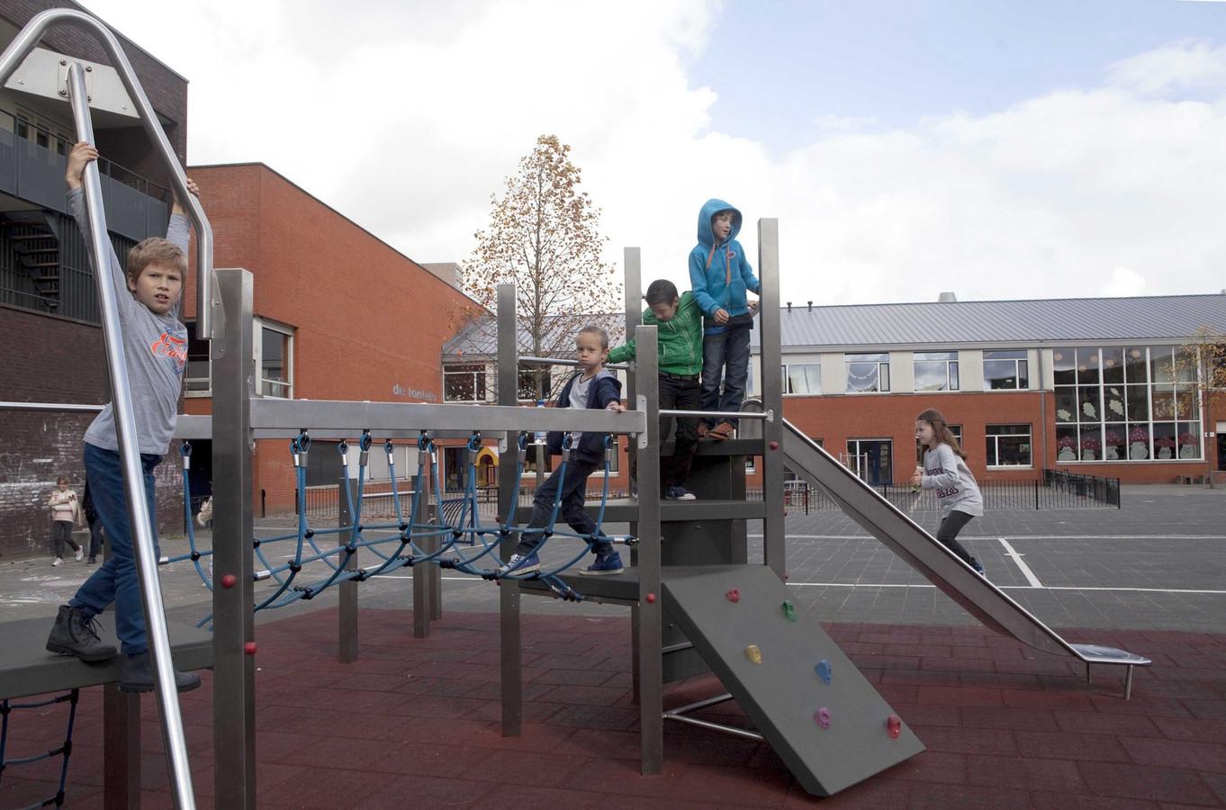 De Fontein Ypenburg.Grote Tevredenheid In Den Haag Over Kwaliteit Scholen Foto