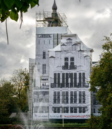Restauratie monumentale raadhuis Vught valt fors tegen, meer tijd én geld nodig