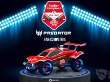 Keuken Kampioen Divisie lanceert unieke competitie voor gamers