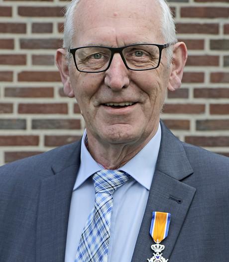 Paul Altorf uit Nistelrode benoemd tot Lid in de Orde van Oranje-Nassau