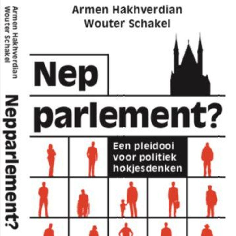 Het boek van Armen Hakhverdian. Beeld