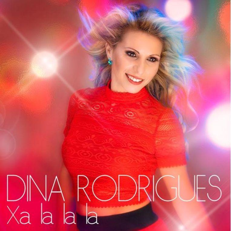 Xa la la la is de zomersingle van Dina Rodrigues