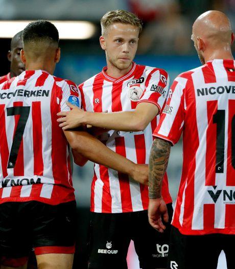 Sparta in wachtkamer voor tweede huurjaar PSV'ers Rigo en Piroe