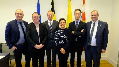 Burgemeesters Essen, Wuustwezel en Kalmthout leggen de eed af