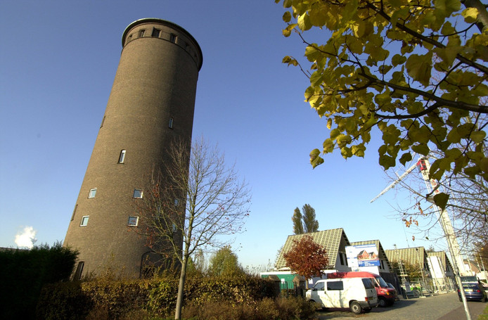 Watertoren Stampersgat.