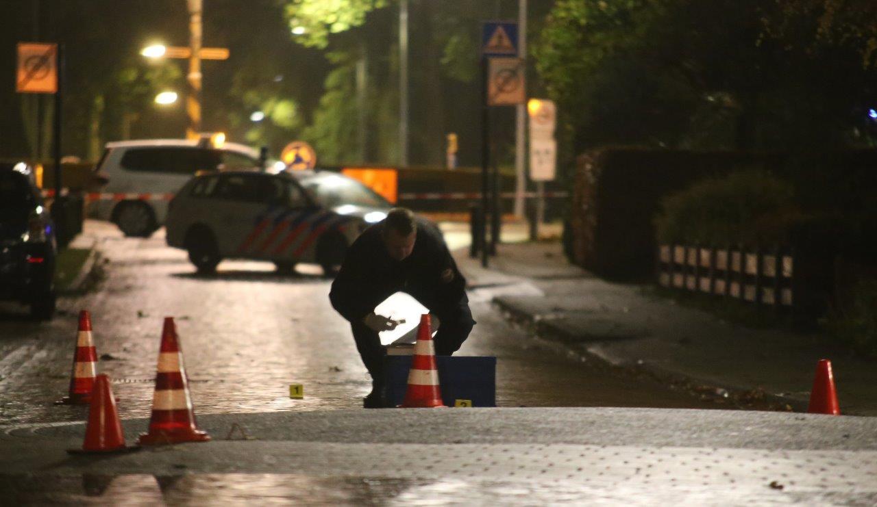Klopjacht na woningoverval in Zaltbommel.