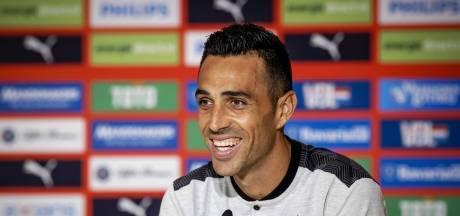 Nieuwe PSV-spits Eran Zahavi voelt zich nog jong genoeg om te schitteren: 'Kijk eens naar Zlatan, hij is bijna 39'