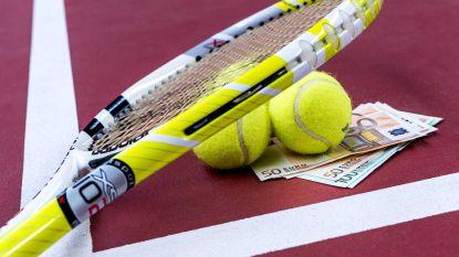 Vijf verdachten blijven aangehouden na onderzoek rond matchfixing in het tennis
