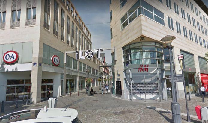 L'enseigne s'installera à la place du H&M.