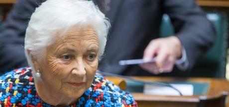 'Belgische koningin-moeder Paola getroffen door beroerte'