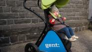 Vijf buggy's gratis te ontlenen onder Stadshal