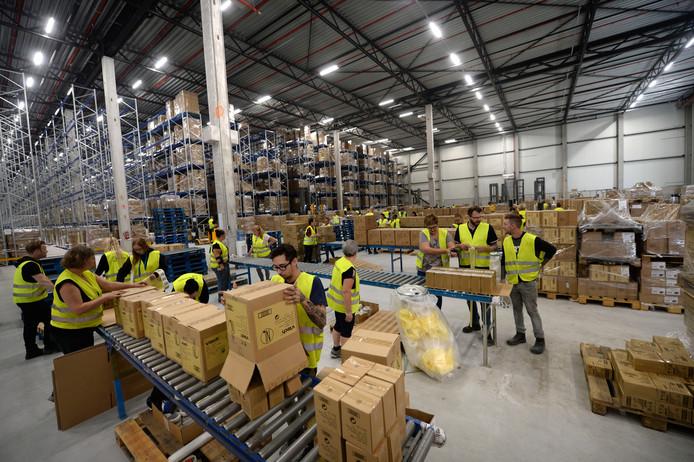 Bleckmann heeft grote problemen bij het vinden van logistiek werkers.