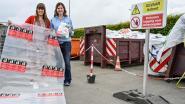 Afvalintercommunale Verko opent asbestloket: zakken en beschermingssets te koop