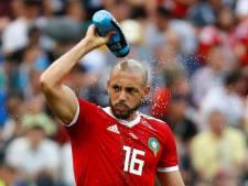 Marokko geeft winst in blessuretijd uit handen op de Comoren