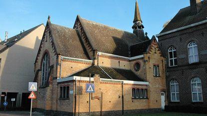 Ontmoetingsruimte in kloosterkapel