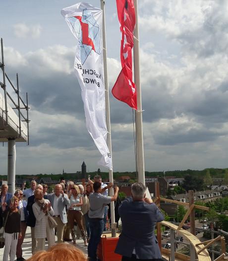 Parc Fontaine in Eindhoven bereikt hoogste punt