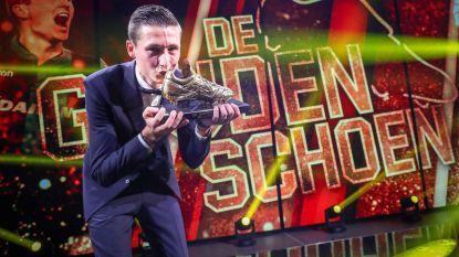 """Onze Chef Voetbal over de nieuwe Gouden Schoen: """"Wat een mooie winnaar, tijdens een Gala-avondje waarbij werkelijk alles blauw en zwart kleurde"""""""