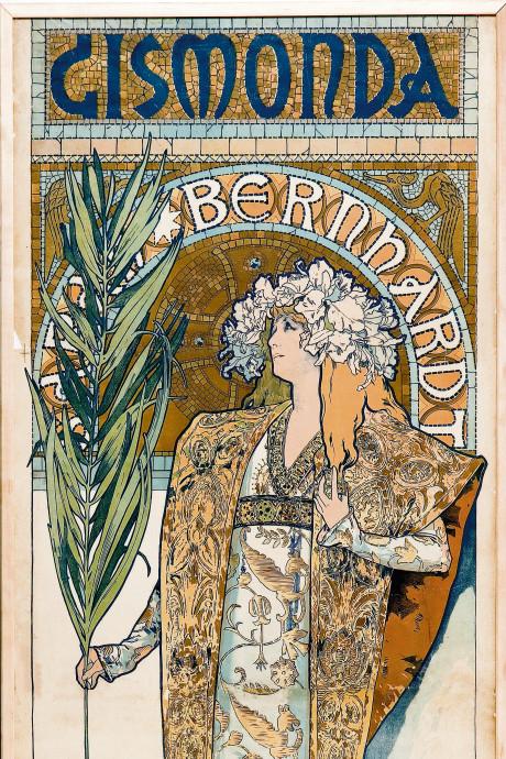 Alphonse Mucha: de Tsjechische aanvoerder van de Art Nouveau