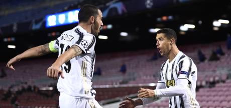 Juventus duwt Koeman dieper in de problemen met ruime zege in Camp Nou en groepswinst