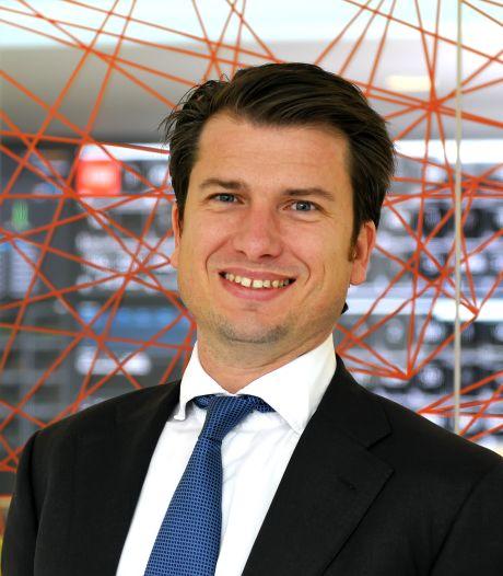 CM.com ging vorige week tóch niet naar de beurs, maar topman Jeroen van Glabbeek geeft ambities niet op