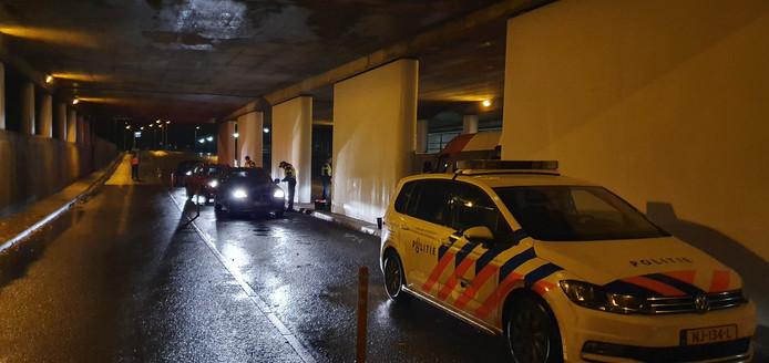 De politie controleerde honderden weggebruikers