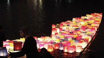 Getraumatiseerd Japan herdenkt bom op Hiroshima