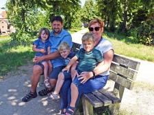 Op de bankjes in Hulst: 'Het uitzicht verveelt nooit, zelfs niet na 81 jaar'