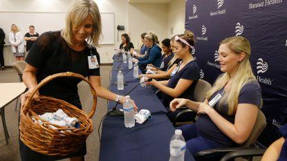 """16 verpleegkundigen tegelijkertijd zwanger in Amerikaans ziekenhuis: """"Er moet iets in het water zitten"""""""