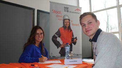 Sint-Laurens organiseert geslaagde jobexpo