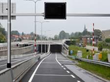 Gesprek over werk aan Combitunnel in Nijverdal