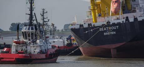 Belgische inspectie onderzoekt ongeval Nauw van Bath