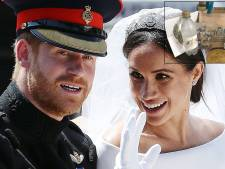 Huwelijksgoodiebag Harry en Meghan verkocht voor 25.000 euro