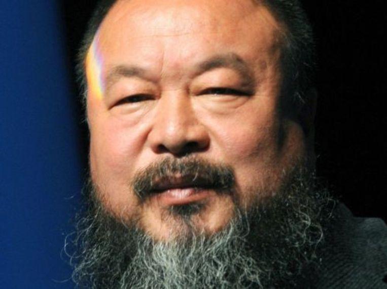 Ai Weiwei. EPA Beeld