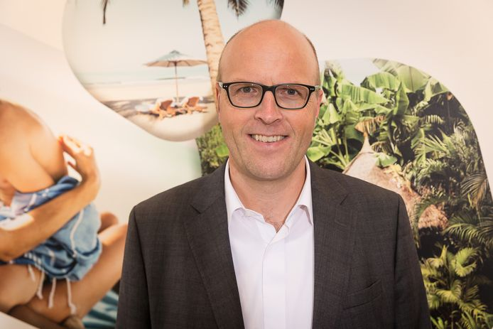 Frederic Van Waeijenberge, directeur commercial de Wamos Benelux