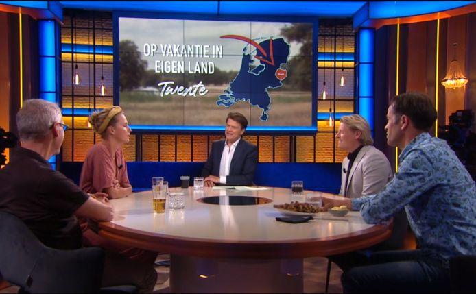 Tukkers aan tafel bij Beau, over de vraag waarom Twente het mooiste (vakantie)plekje van Nederland is