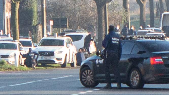 Vier verdachten langer aangehouden voor ontvoering Halle