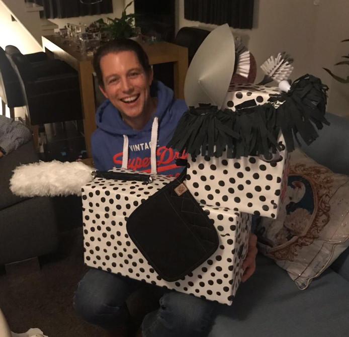 Pieter en zijn paard