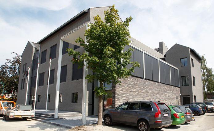 Het gemeentehuis van Cranendonck in Budel.