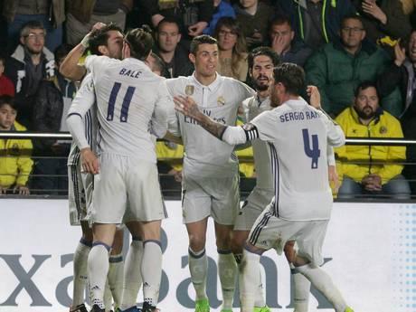 VIDEO: Real maakt 2-0 achterstand goed bij Villarreal