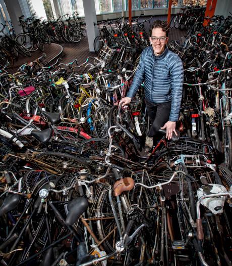 Brabantse Victor Oudhoff bestiert nu zijn eigen fietsenparadijs: 'Ik miste het smeer'